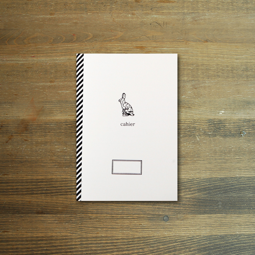 CAHIER NOTE_rabbit