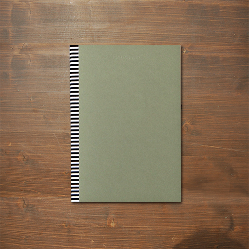 EASY BOOK NOTE_green