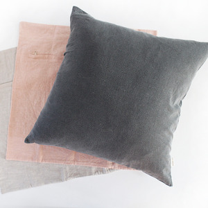 Washing Linen Cushion Cover_워싱 린넨 쿠션커버
