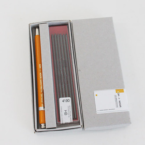 KOH-I-NOOR _sharp pencil set_orange