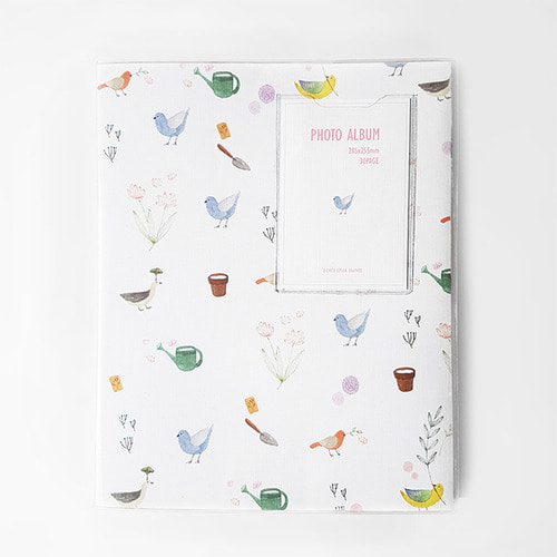 PATTERN PHOTO ALBUM VER.PLANT
