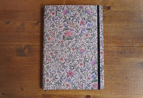THE BINDER VER.4_vintage flower