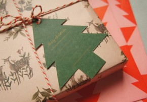 12 CHRISTMAS ENVELOPES/TAGE_tree