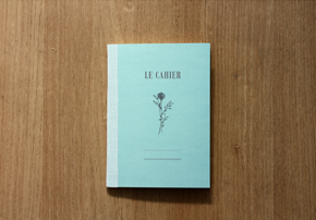 LE CAHIER (S)_Girl_Green