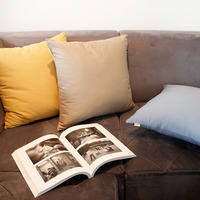 COTTON TWILL CUSHION COVER_면트윌 쿠션커버