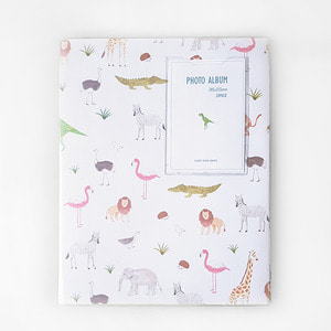 PATTERN PHOTO ALBUM VER.ANIMAL