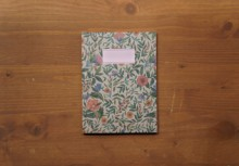 PLAIN NOTEBOOK(M)_flower