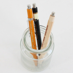 KOH-I-NOOR _sharp pencil set_black