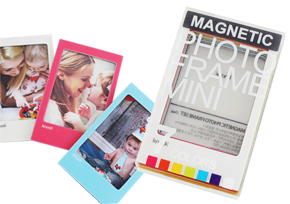 MAGNETIC PHOTO FRAME 7P SET