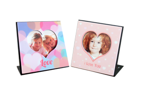MAGNETIC PHOTO FRAME ver.Square Heart